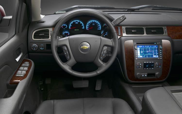 Chevrolet Tahoe 2011 foto - 1
