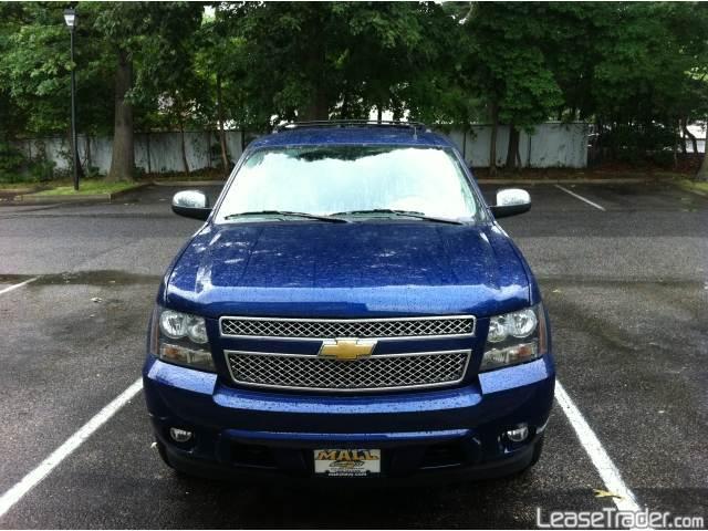 Chevrolet Tahoe 2012 foto - 5