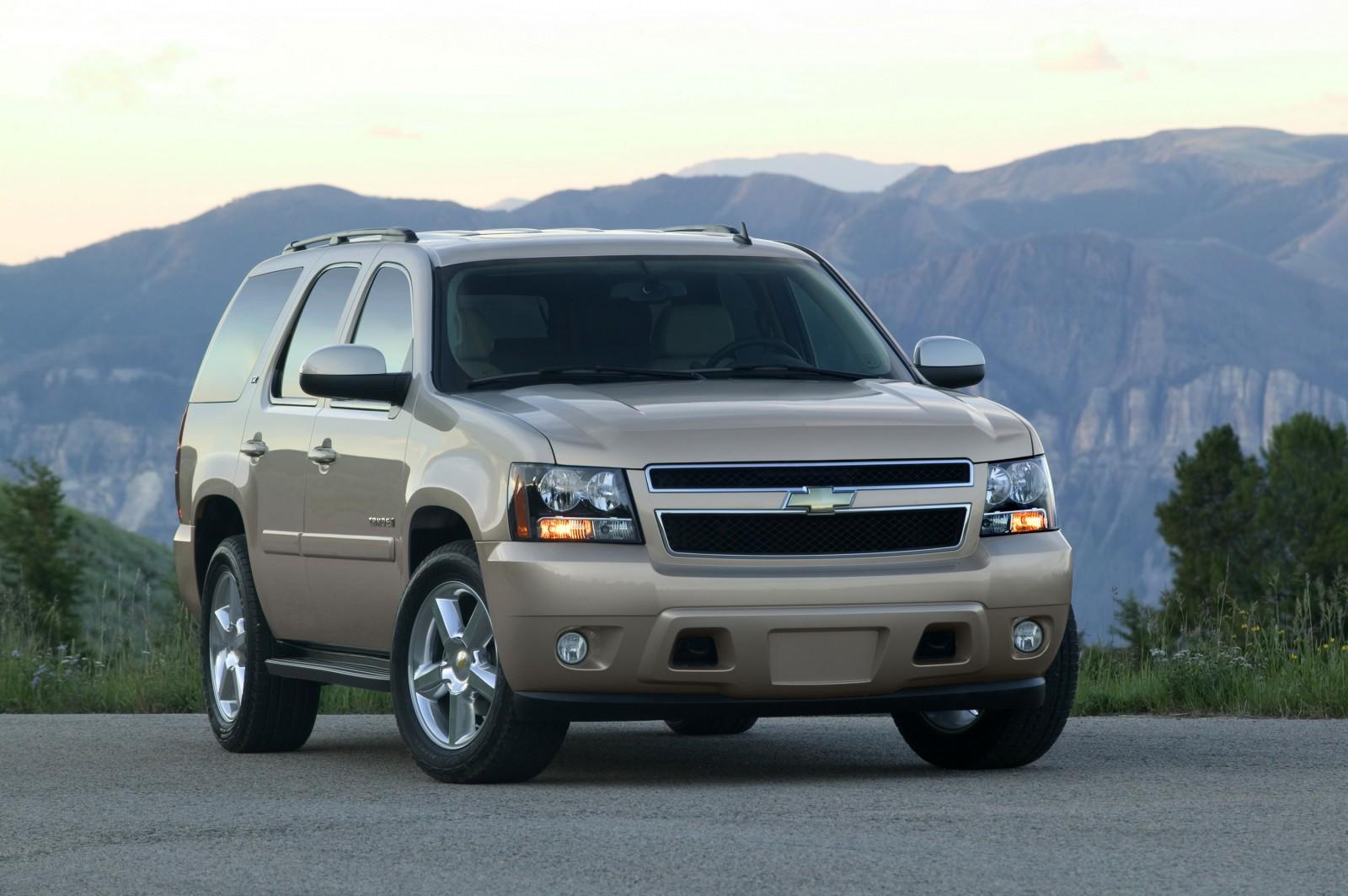 Chevrolet Tahoe 2013 foto - 5