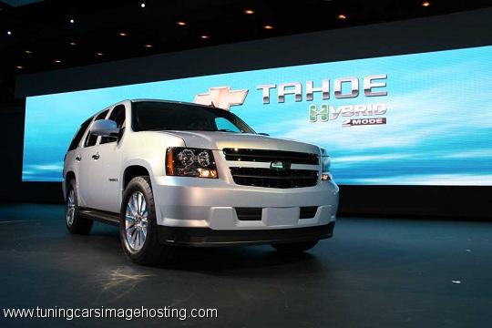Chevrolet Tahoe 2014 foto - 2
