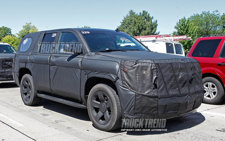 Chevrolet Tahoe 2014 foto - 5