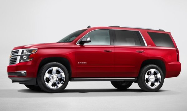 Chevrolet Tahoe 2015 foto - 1
