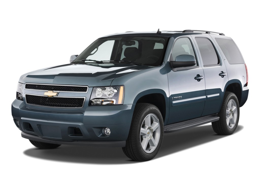 Chevrolet Tahoe 2015 foto - 2