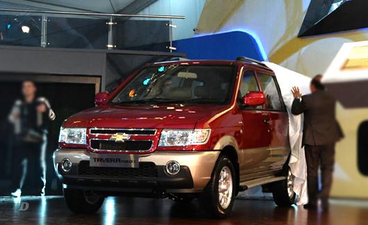 Chevrolet Tavera 2014 foto - 4