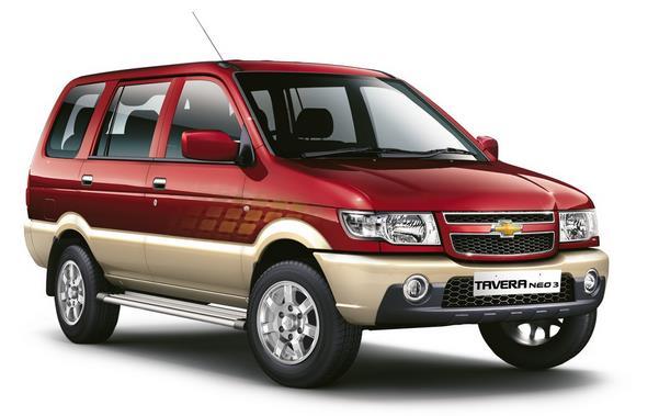 Chevrolet Tavera 2015 foto - 2