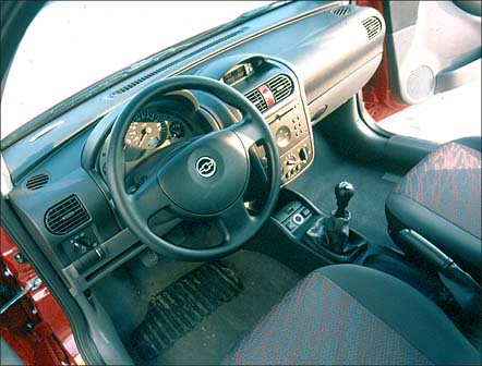 Chevrolet Tornado 2004 foto - 3