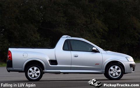 Chevrolet Tornado 2014 foto - 1