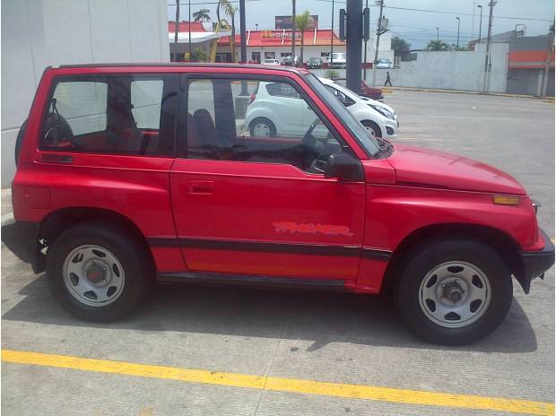 Chevrolet Tracker 1992 foto - 5