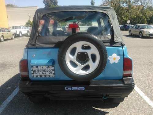 Chevrolet Tracker 1995 foto - 4
