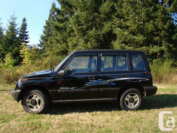 Chevrolet Tracker 1997 foto - 3
