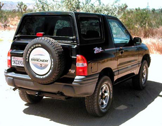 Chevrolet Tracker 1999 foto - 2