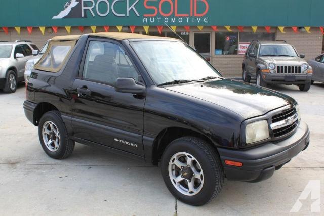 Chevrolet Tracker 1999 foto - 3