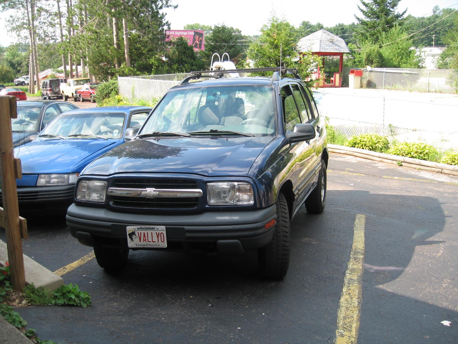 Chevrolet Tracker 2000 foto - 2