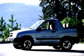 Chevrolet Tracker 2000 foto - 4