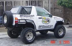 Chevrolet Tracker 2000 foto - 5