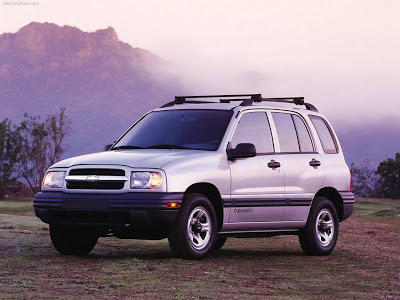 Chevrolet Tracker 2001 foto - 2
