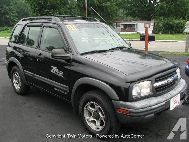 Chevrolet Tracker 2001 foto - 3