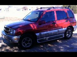 Chevrolet Tracker 2001 foto - 5