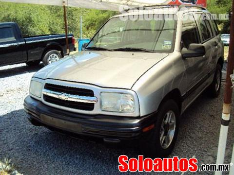Chevrolet Tracker 2002 foto - 2