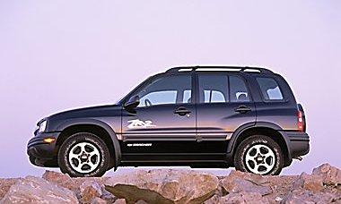 Chevrolet Tracker 2003 foto - 5