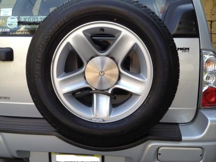 Chevrolet Tracker 2005 foto - 3