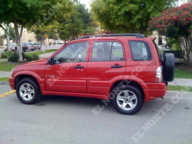 Chevrolet Tracker 2005 foto - 5
