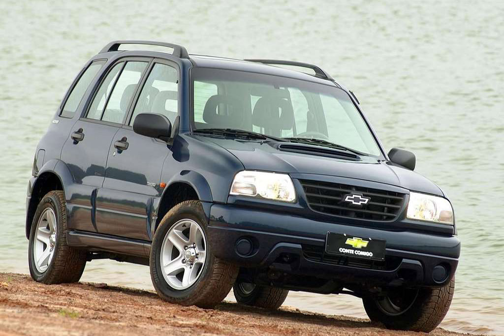 Chevrolet Tracker 2006 foto - 3