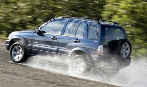 Chevrolet Tracker 2006 foto - 4