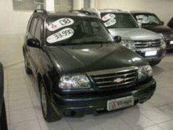 Chevrolet Tracker 2008 foto - 4