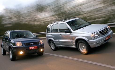 Chevrolet Tracker 2009 foto - 1