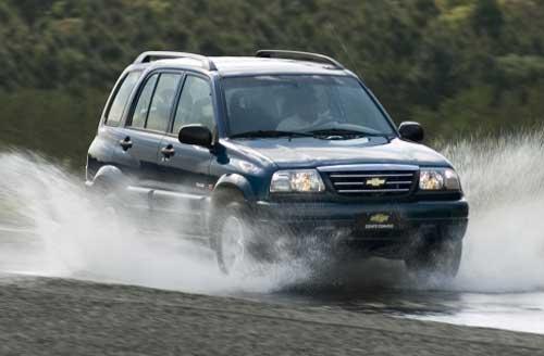 Chevrolet Tracker 2010 foto - 1