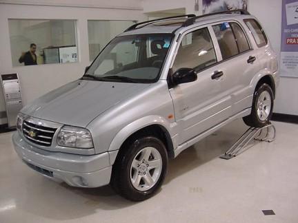 Chevrolet Tracker 2011 foto - 1