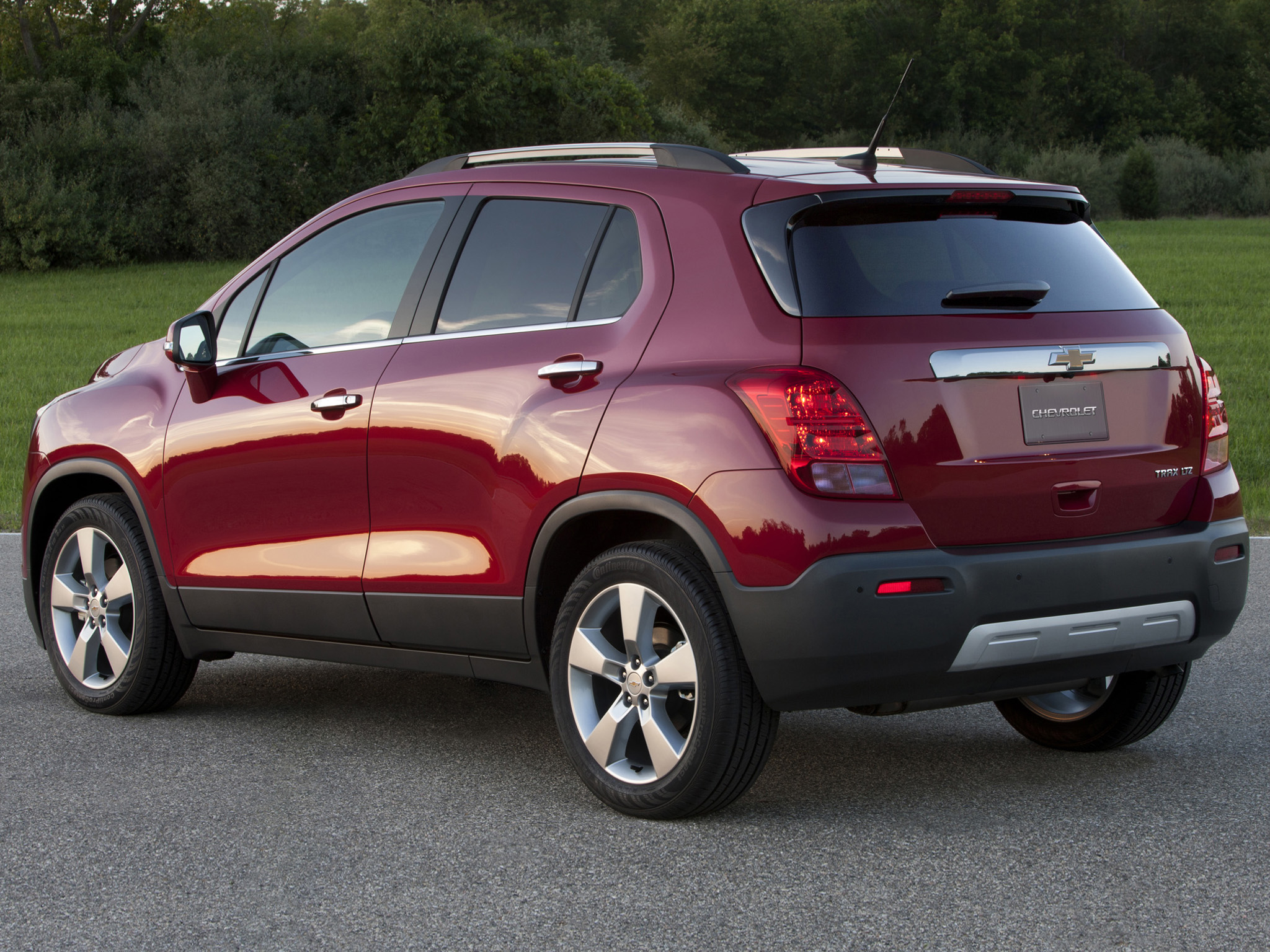 Chevrolet Tracker 2011 foto - 2
