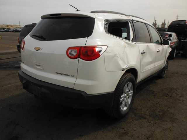 Chevrolet Tracker 2011 foto - 5