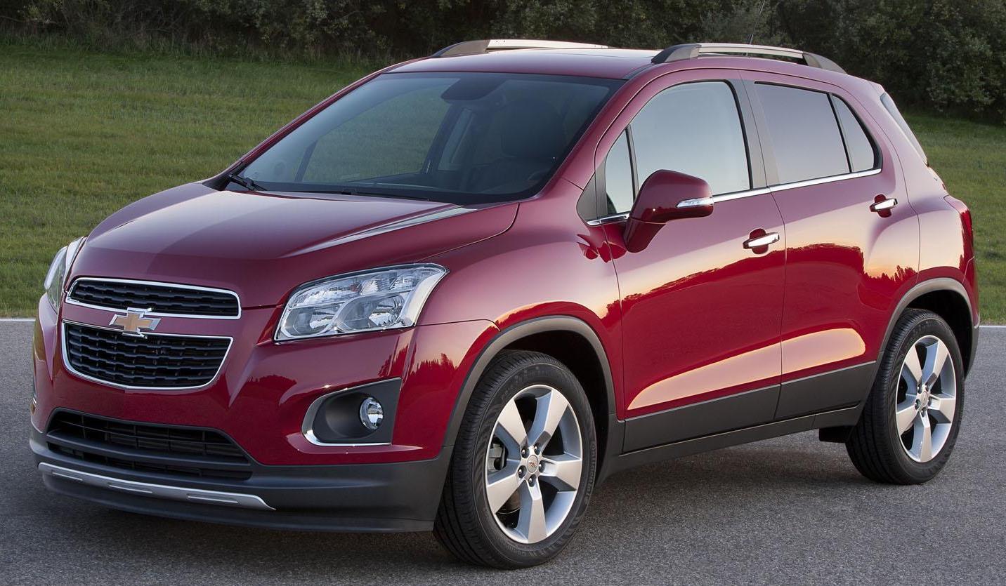 Chevrolet Tracker 2013 foto - 1