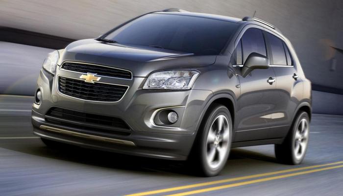 Chevrolet Tracker 2013 foto - 2