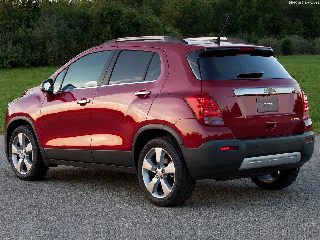 Chevrolet Tracker 2013 foto - 5