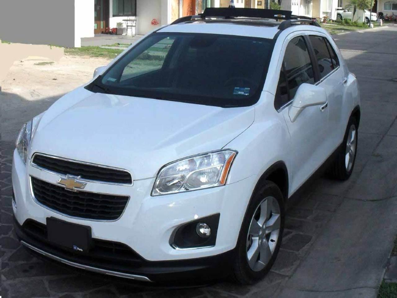 Chevrolet Tracker 2014 foto - 2