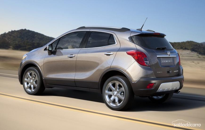 Chevrolet Tracker 2014 foto - 3