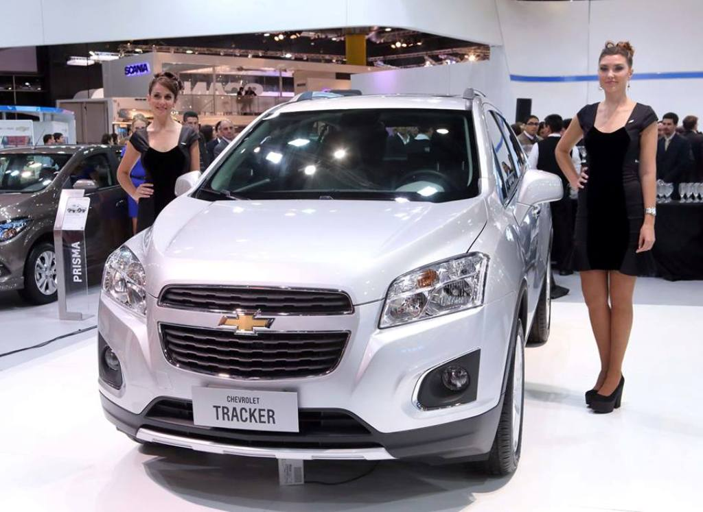 Chevrolet Tracker 2015 foto - 1