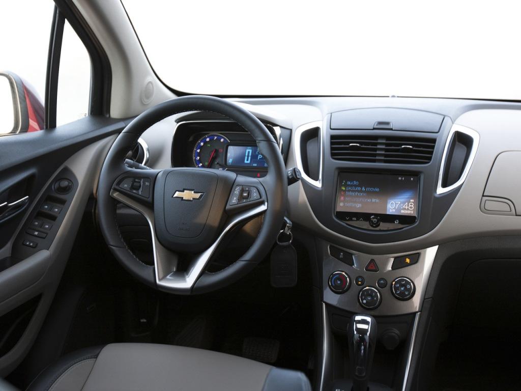 Chevrolet Tracker 2015 foto - 3