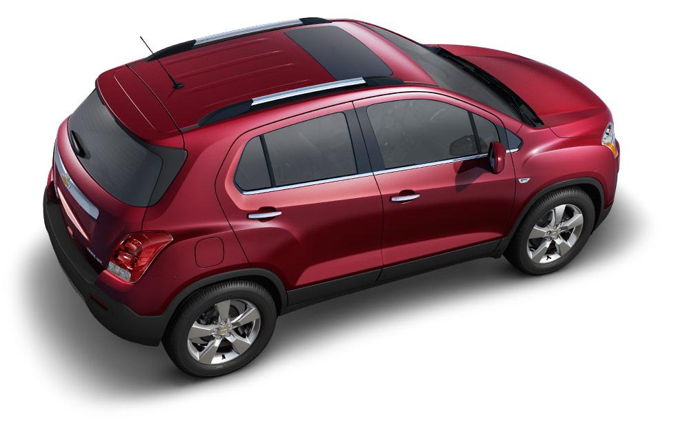 Chevrolet Tracker 2015 foto - 4