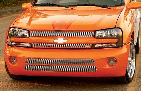 Chevrolet Trailblazer 2000 foto - 3