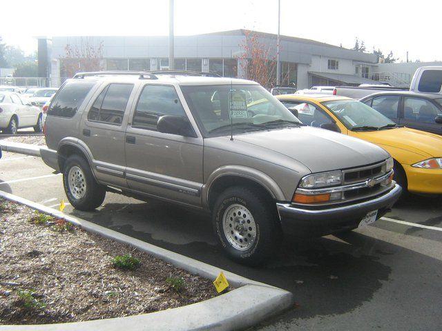 Chevrolet Trailblazer 2000 foto - 4