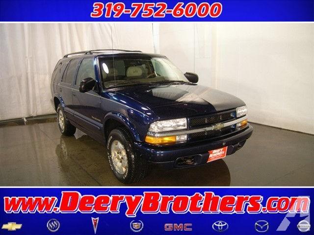 Chevrolet Trailblazer 2000 foto - 5