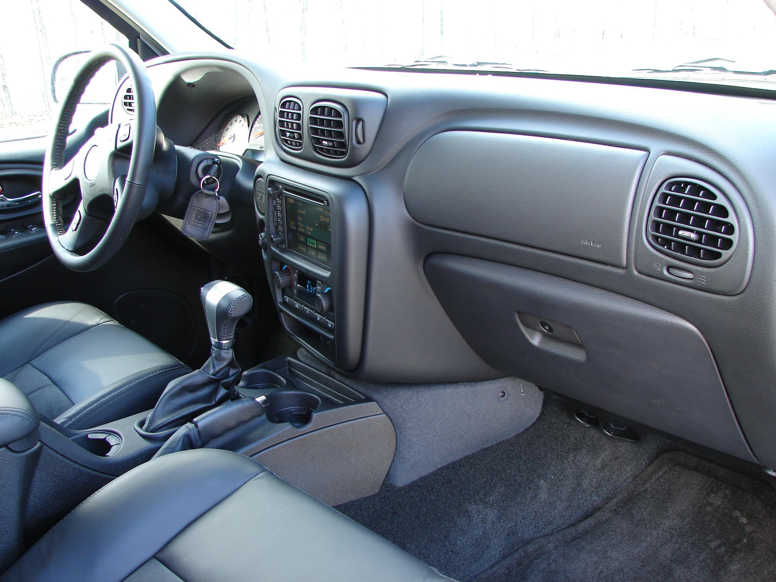 Chevrolet Trailblazer 2001 foto - 1