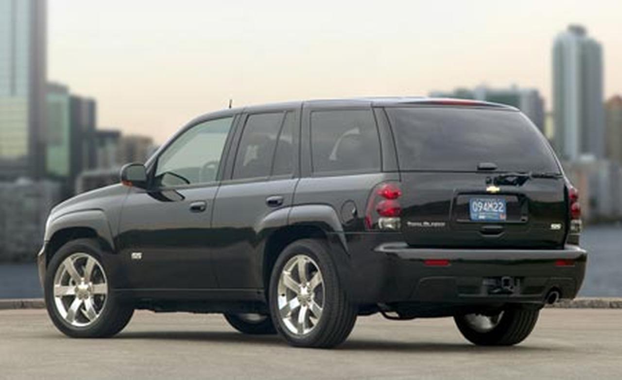 Chevrolet Trailblazer 2001 foto - 3