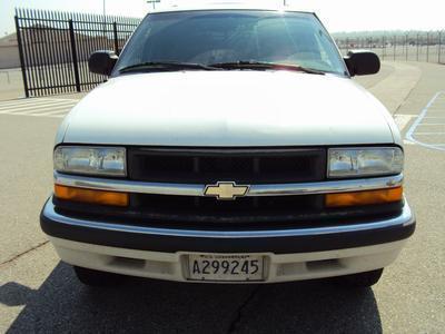 Chevrolet Trailblazer 2001 foto - 4