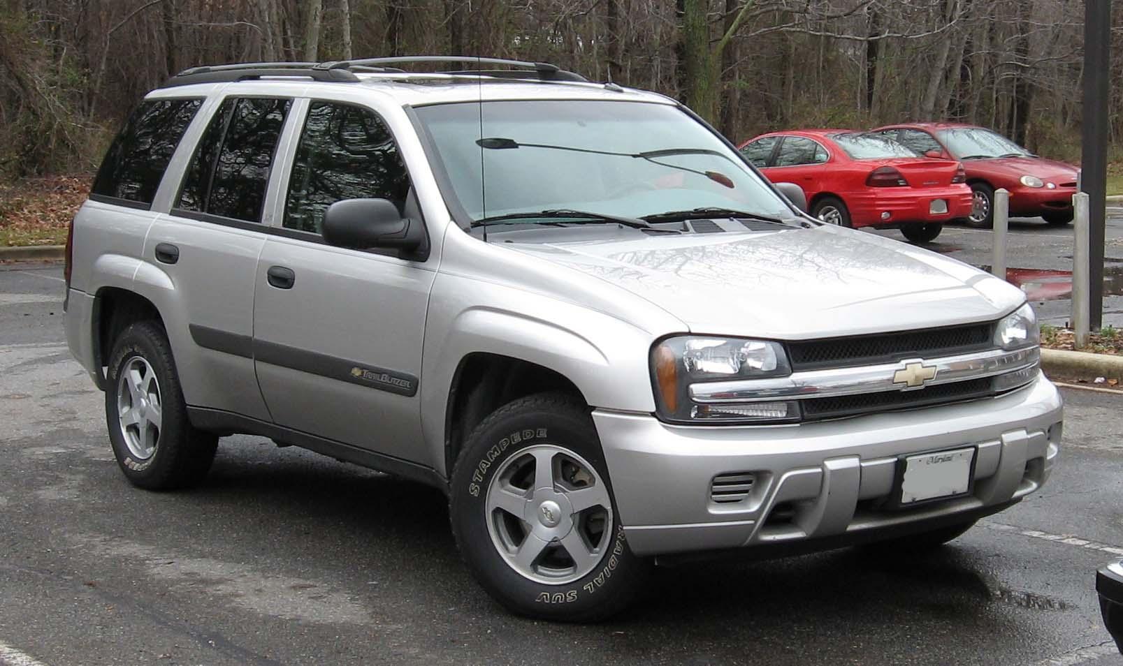 Chevrolet Trailblazer 2003 foto - 1