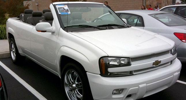 Chevrolet Trailblazer 2003 foto - 2